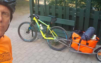My Bike Ride to the European NVC Summer Festival